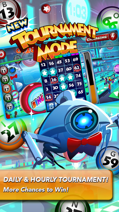 Bingo Rush 2 - iPhone Mobile Analytics and App Store Data