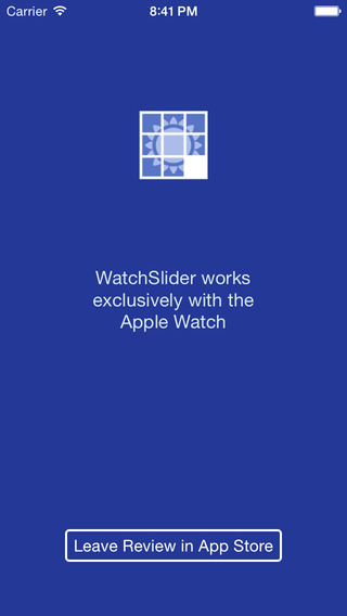WatchSlider - The Puzzle Game for your Apple Watch