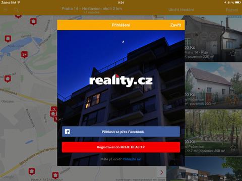 Reality.CZ iPad Screenshot 5