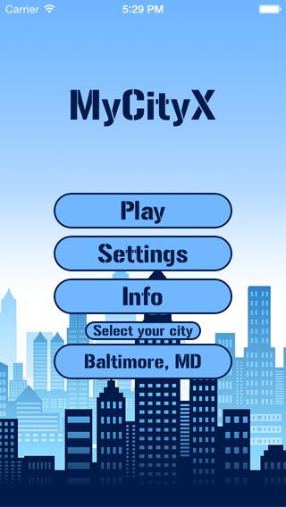 MyCityX