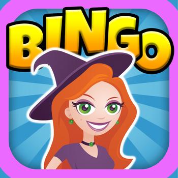 Bingo Witch: Cauldron of Riches Jackpot - FREE Edition LOGO-APP點子
