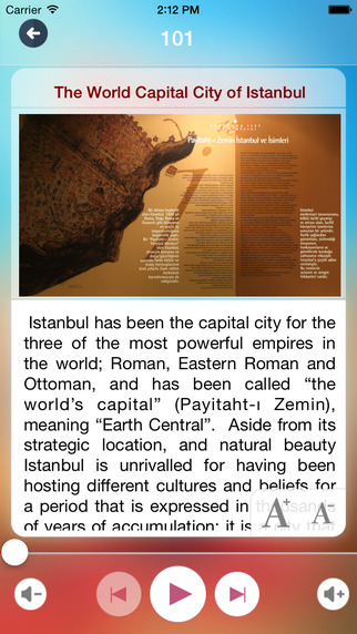 Panorama 1453 Museum of Conquest - Listen conquest of İstanbul and Fatih Sultan Mehmet with Mobile G