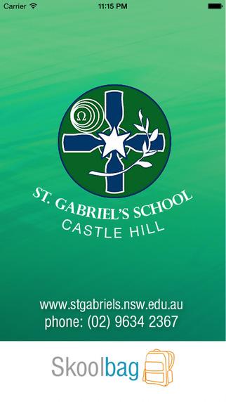 St Gabriel's School Castle Hill - Skoolbag