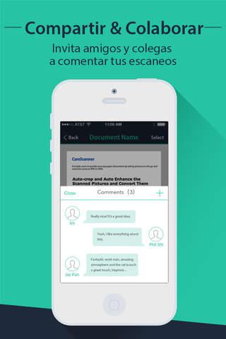 CamScanner +| PDF Document Scanner and OCR screenshot 4