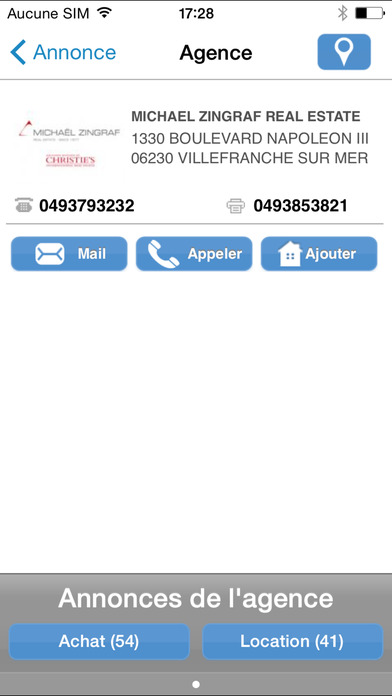 Lux-Residence - Prestige & Luxury real-estate iPhone Screenshot 4