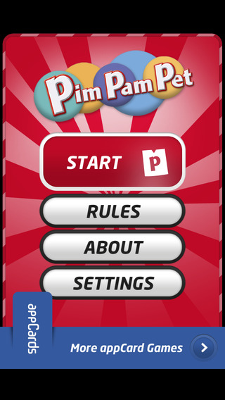 Pim Pam Pet for appCards®