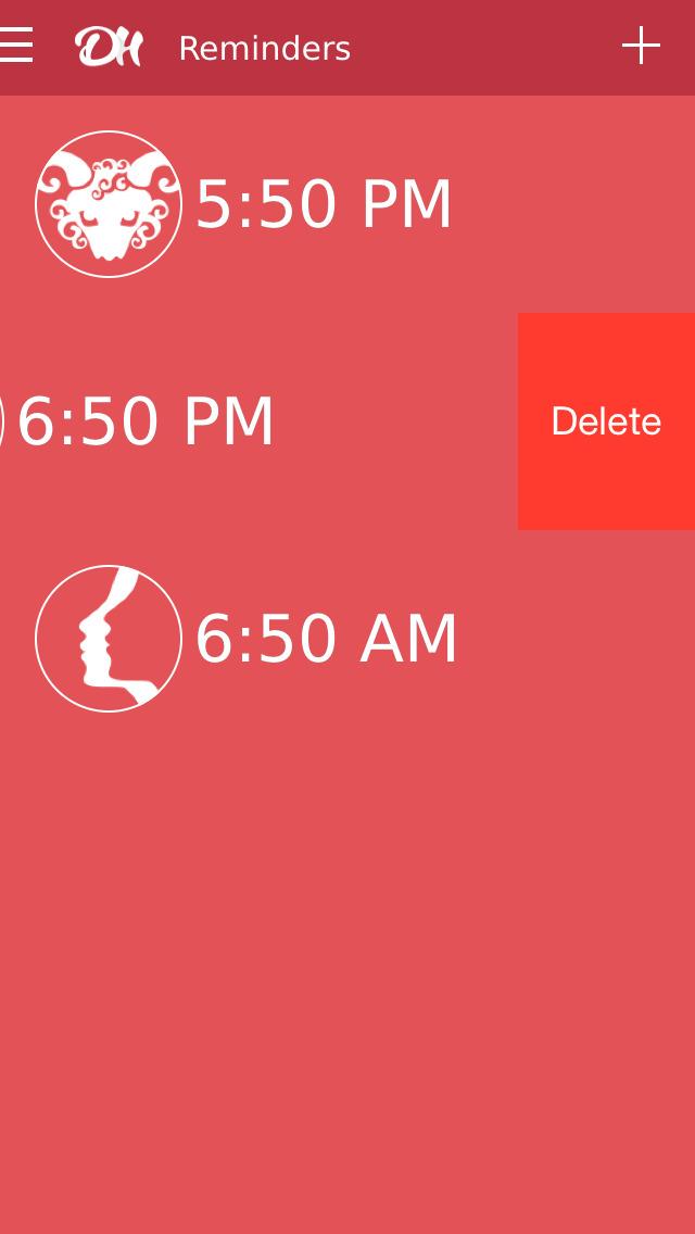 DailyHoroscope screenshot