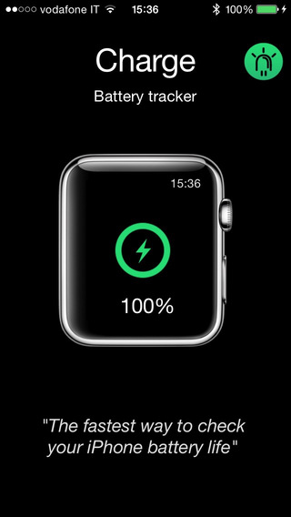 Charge - Battery tracker