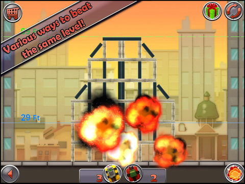 Demolition Master HD: Project Implode All Screenshots