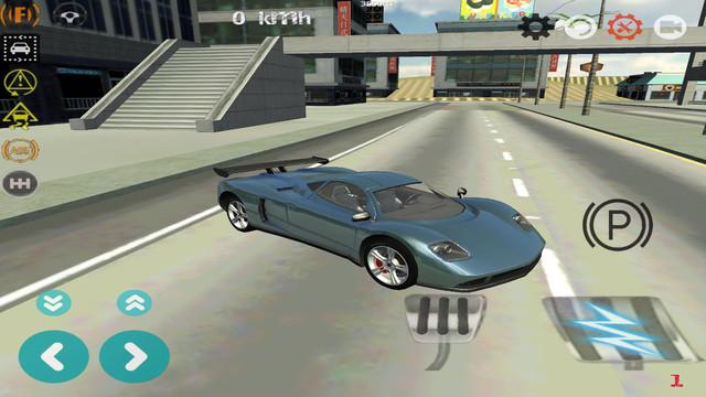 Extreme Car Drift Simulator 3D - Advanced Turbo GT Car Driving Game FREE