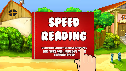 Home Schooling - Speed Reading