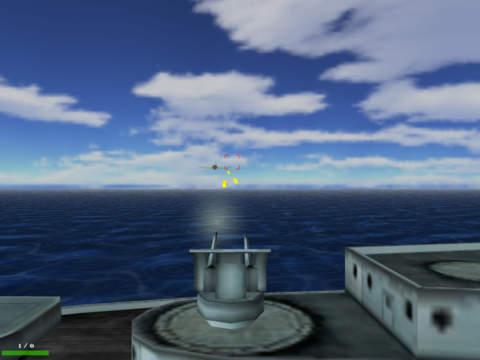 Zero Hour - Battleship Defender iPad Screenshot 3