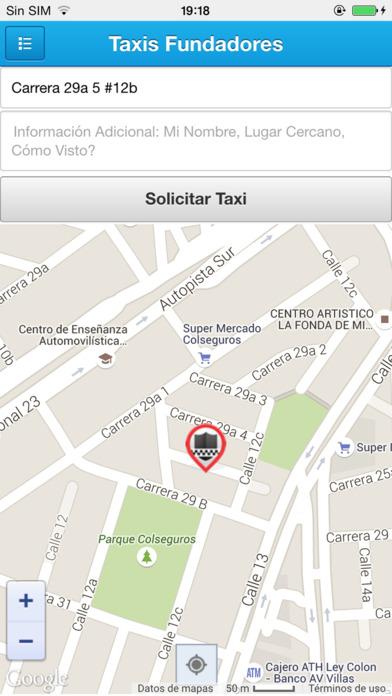 Taxis Fundadores