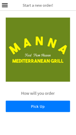 Manna Greek and Mediterranean Grill