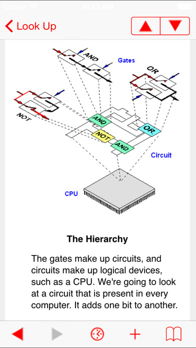 PCMag.com Encyclopedia iPhone Screenshot 1