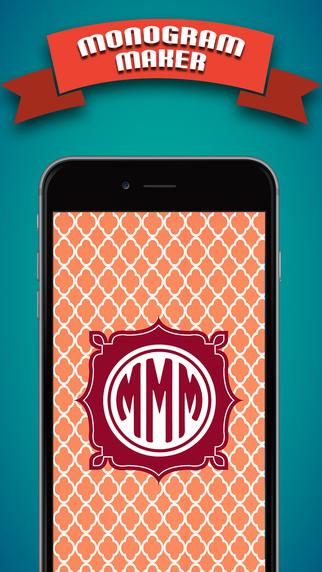 Magic Monogram Maker - Make Custom theme Wallpapers Backgrounds Skins