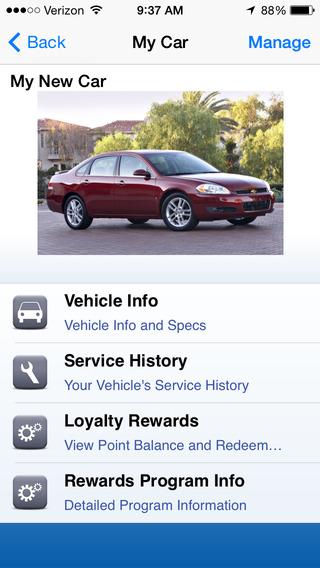 Mike Kelly Automotive Rewards