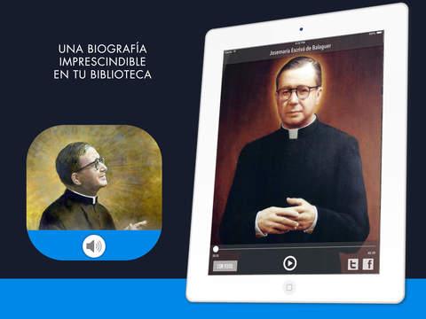 Josémaría Escrivá de Balaguer iPad Screenshot 1