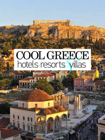 Cool Greece Hotels Resorts Villas CN