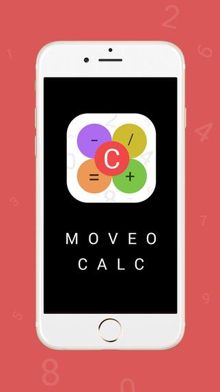 Moveo Calc