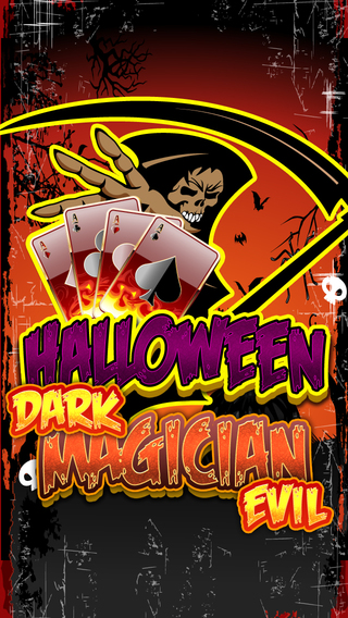 Horror Dark Magician Evil Saga