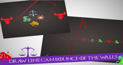 Zodiac Line Art
