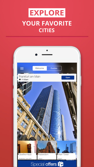 Frankfurt am Main - your travel guide with offline maps from tripwolf guide for sights restaurants a