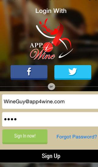 App4Wine