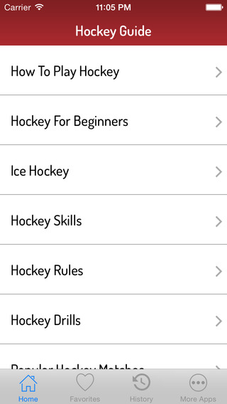 Hockey Guide - Ultimate Video Guide