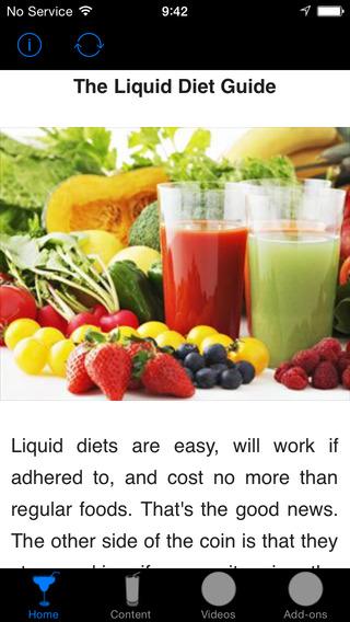 The Liquid Diet Guide - Fulfilling Liquid Diet Recipes