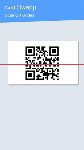 CardSwapp Lite Barcode Scanner