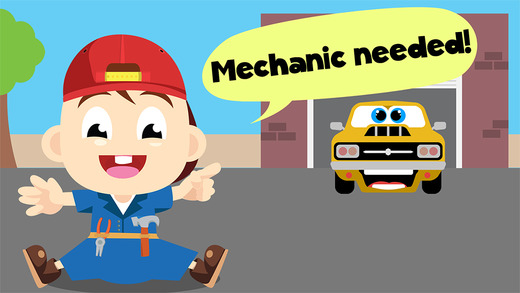 Baby Tommy Cars Cartoon Free - Cars trains and plane puzzles for boys