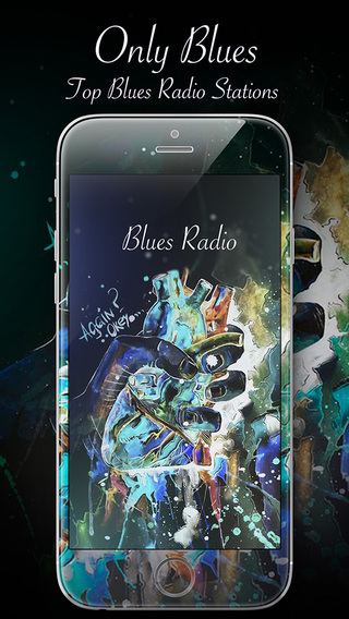 Blues Radio - the top internet blues stations 24 7