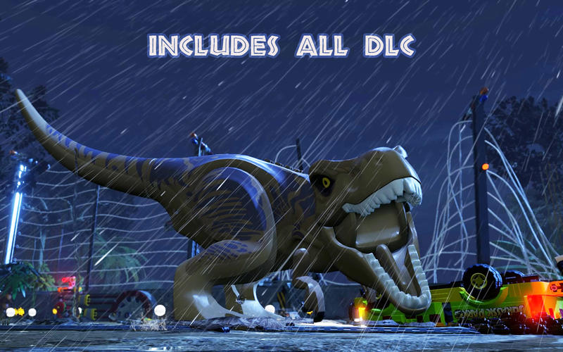 LEGO® Jurassic World™ Screenshots