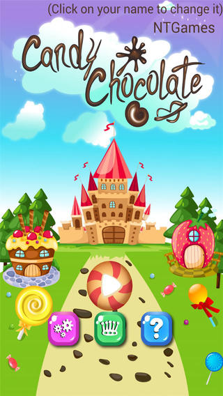 Colorful Chocolate FREE