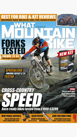 OLD What Mountain Bike Magazine