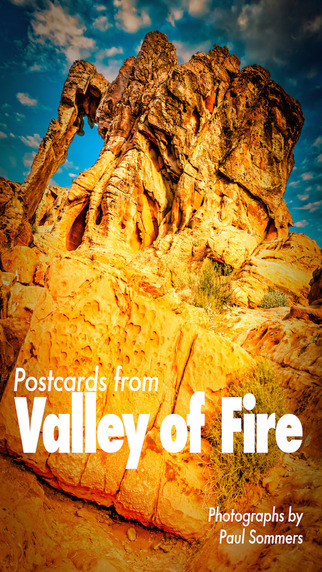 Postcards from Valley of Fire|玩旅遊App免費|玩APPs