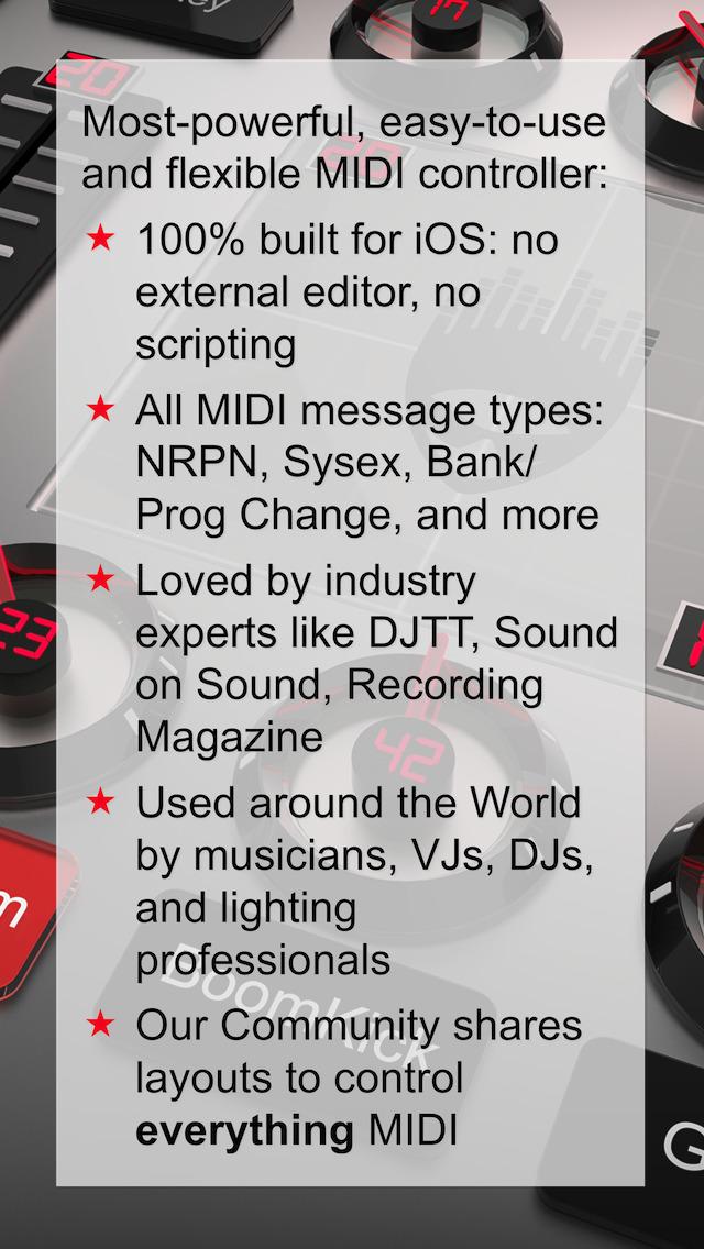 MIDI Designer Pro