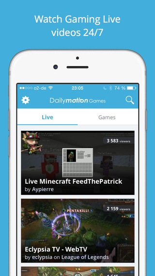 Dailymotion Games
