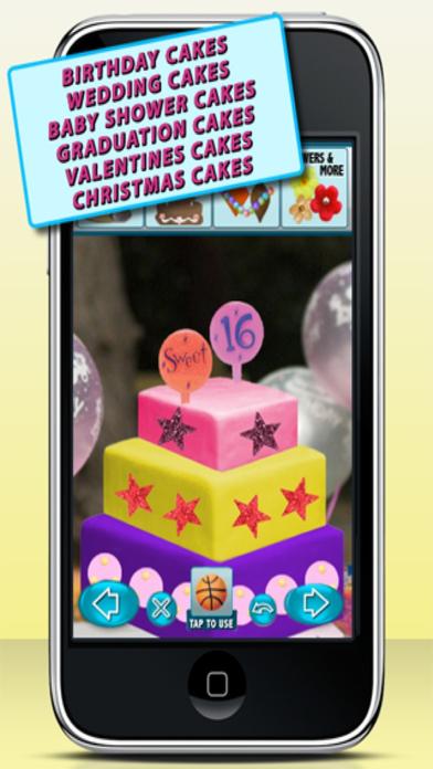Cake Maker - Free iPhone Screenshot 3