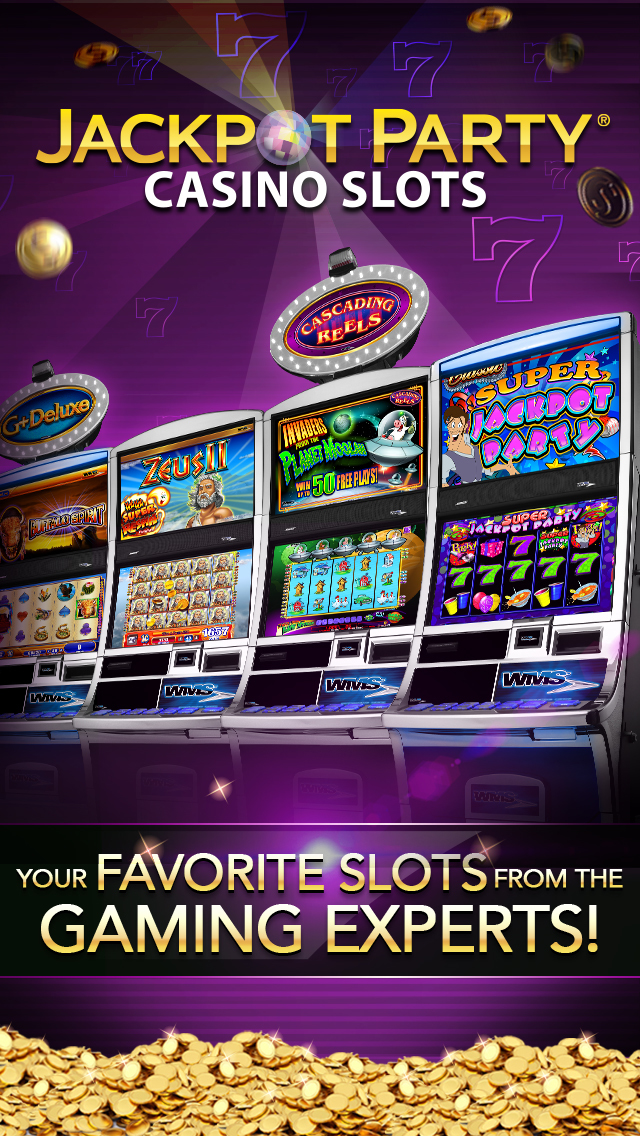 jackpot party casino online  app