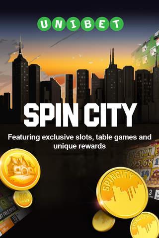 Spin City казино игровые автоматы играть