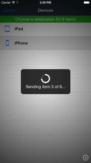 玩免費生產應用APP|下載File Transfer – Exchange files between multiple devices seamlessly app不用錢|硬是要APP