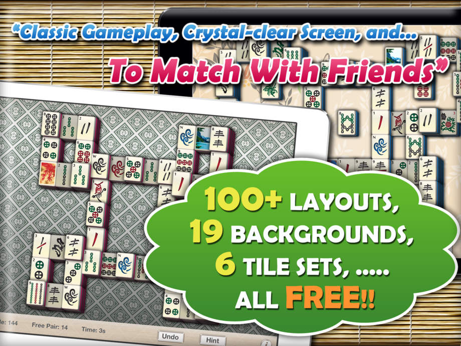 Mahjong Unlimited HD - iPhone Mobile Analytics and App Store Data