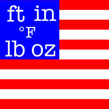 Americanizer - Unit & Currency Converter LOGO-APP點子
