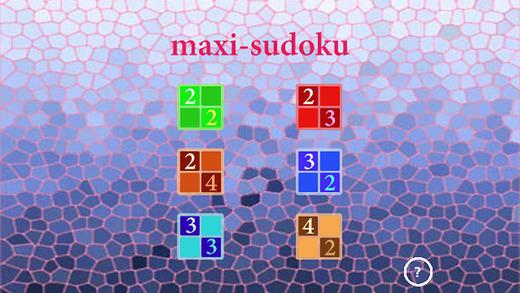 mini Sudoku