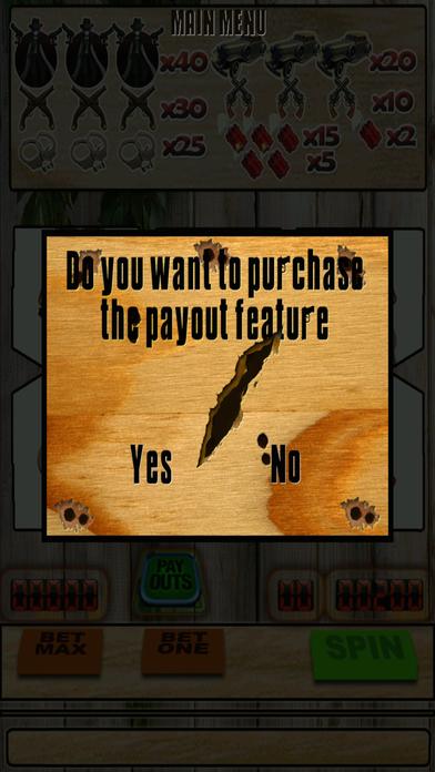 Screenshot 5 Мафия слотов Pro — Лучший автоматов игра Бандитский стиль