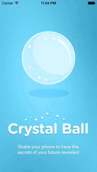 【免費遊戲App】Prediction Crystal Ball-APP點子