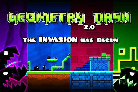 Geometry Dash screenshot 1