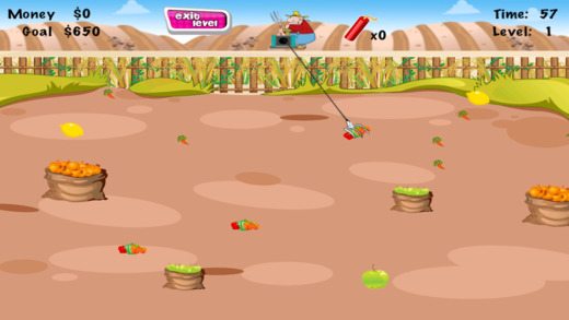Arcade Farm Animals Harvest Day FREE - Crazy Farmer Pick Fall Fruits Story